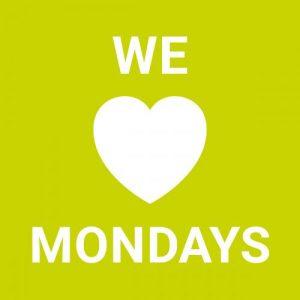 mr. pixel KG | We Love Monday