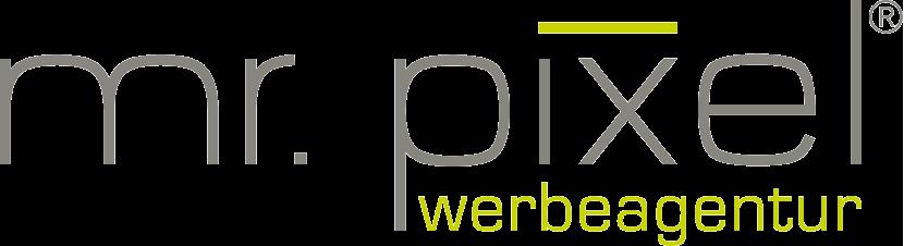 mr. pixel KG | Logo