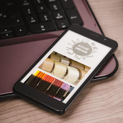 mr. pixel KG | Buchhandlung Bögl Mobile