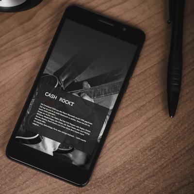 mr. pixel KG | CASH Mobile