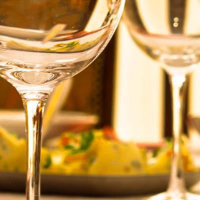 mr. pixel KG | Restaurant Herrmann Weinglas