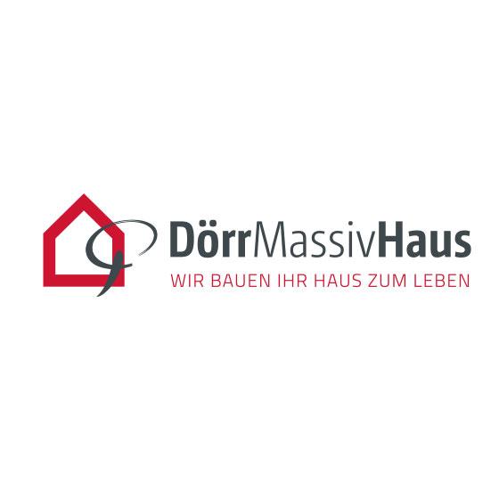 mr. pixel KG | Dörr Massiv Haus Logo