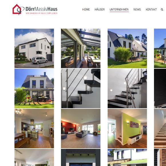 mr. pixel KG | Dörr Massiv Haus