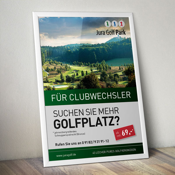 mr. pixel KG | Jura Golf Park Geburtstag