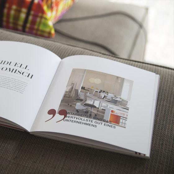 mr. pixel KG | roomarts Broschüre