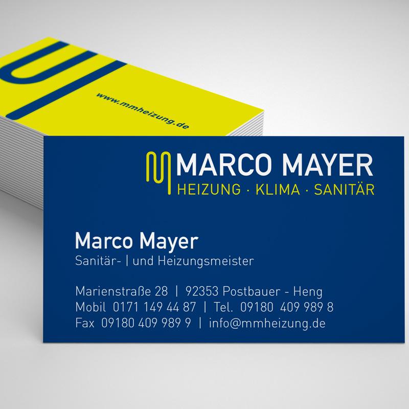 mr. pixel KG | Markus Mayer Visitenkarte