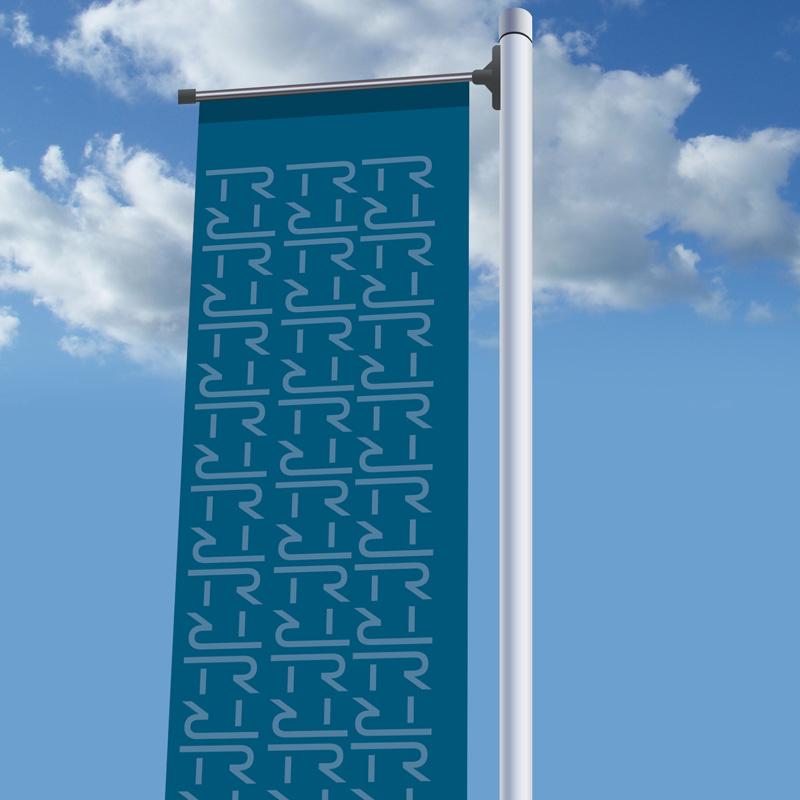 mr. pixel KG | TR Plast Fahne