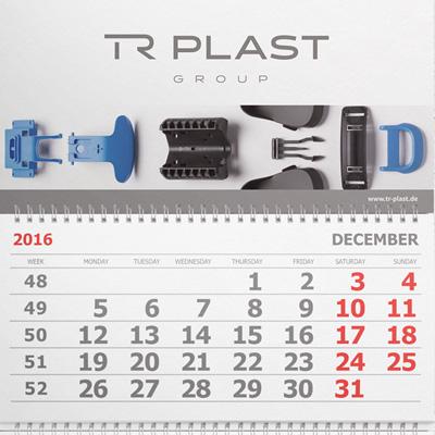 mr. pixel KG | TR Plast Kalender