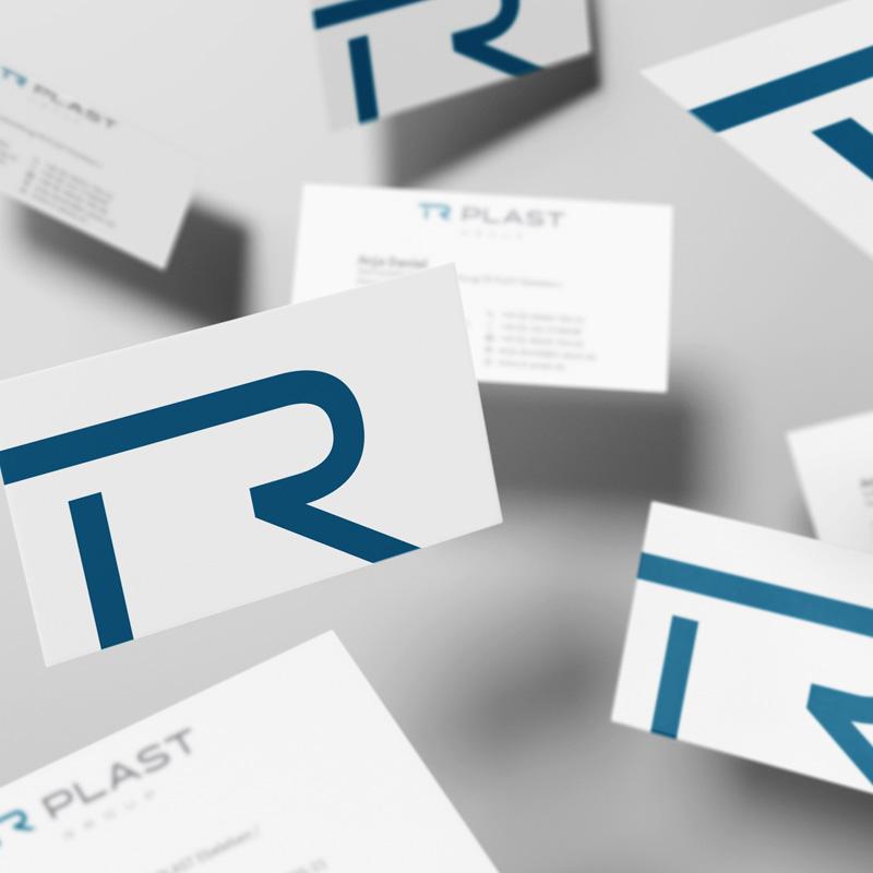 mr. pixel KG | TR Plast Visitenkarten