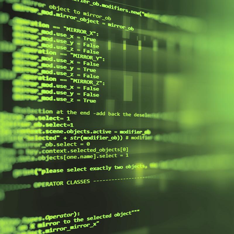 mr. pixel | Software-Entwicklung