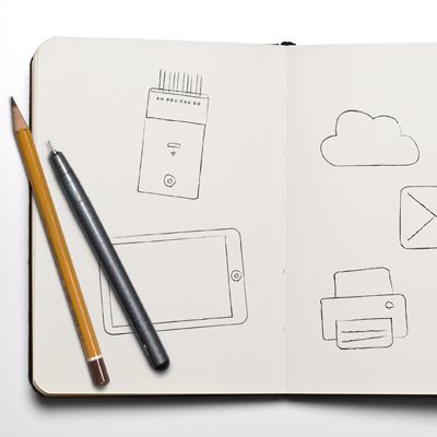 mr. pixel KG | meetB Zeichnungen