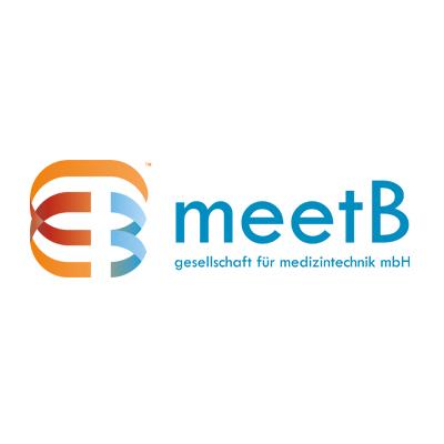 mr. pixel KG | meetB Logo