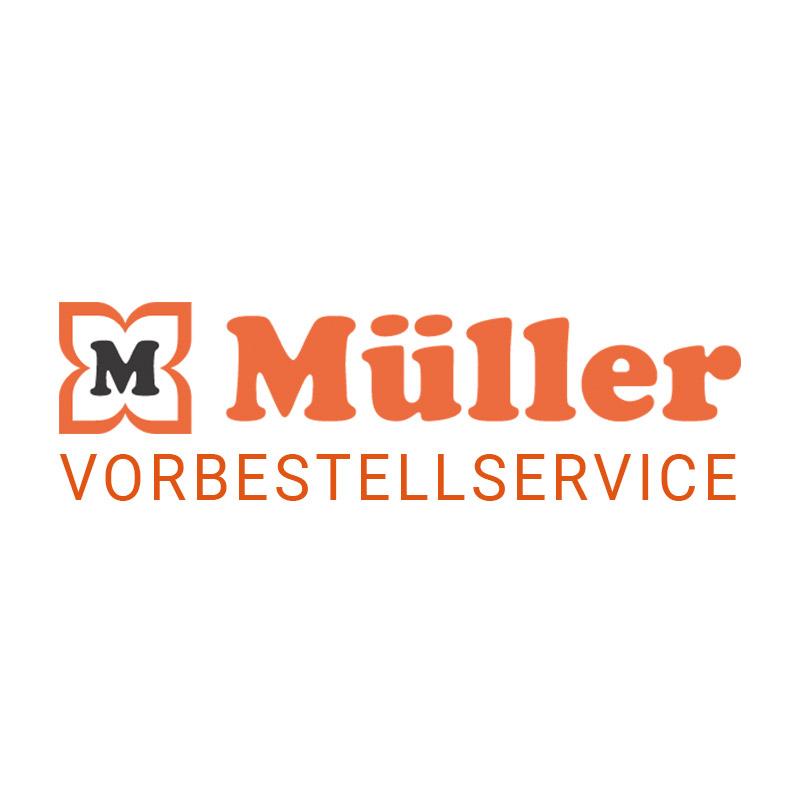 Mueller Vorbestellservice| Logo