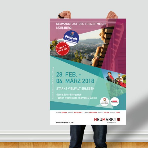 Stadt Neumarkt | Plakat