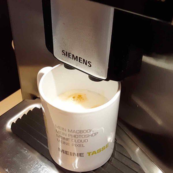 mr. pixel KG | gegen Plastikmuell | Kaffeetasse