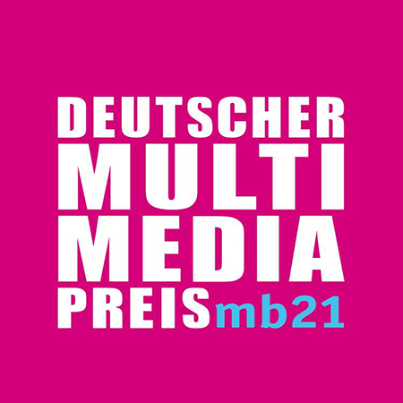 mr. pixel | deutscher Multimediapreis
