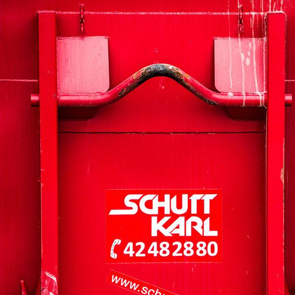 Schutt Karl | Abrollcontainer