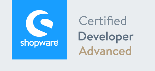 Shopware Certified Developer Advanced
