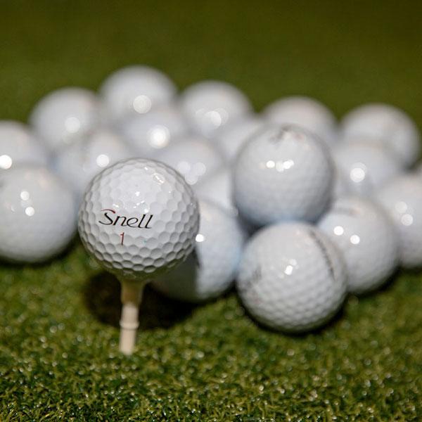 GCH Indoorgolf | Snell Golfball