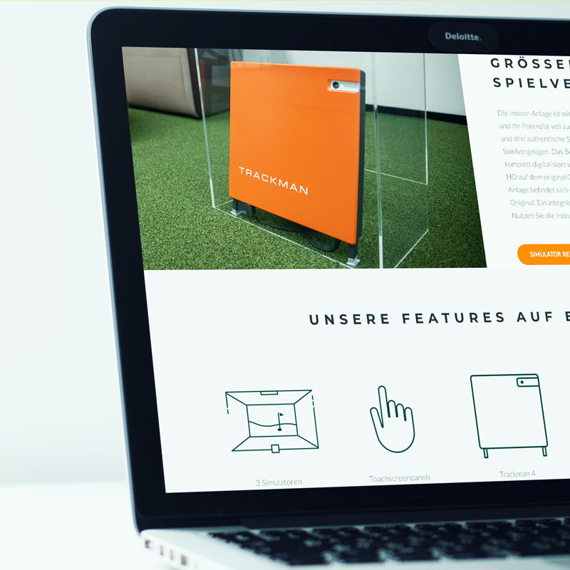 GCH Indoorfgolf | Laptop links