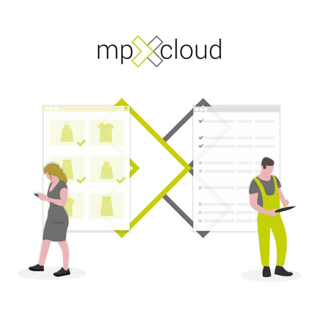 mpXcloud | Produktskizze