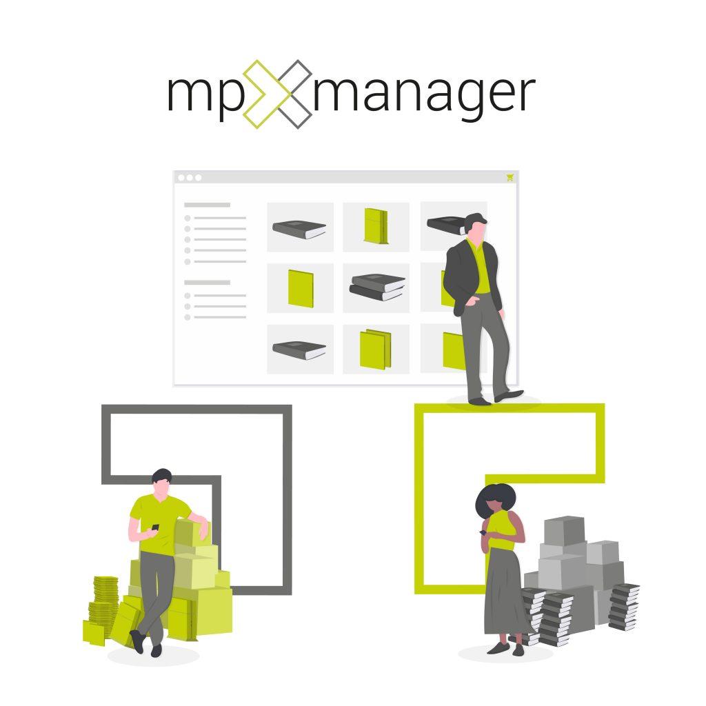 mpXmanager | Produktskizze