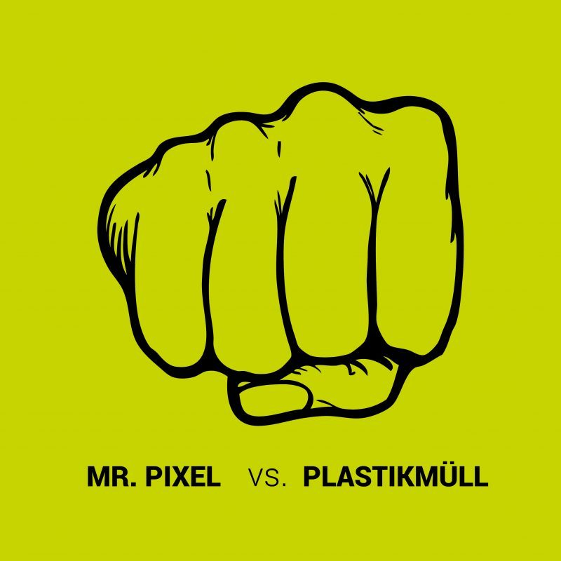 mr. pixel | Kampf