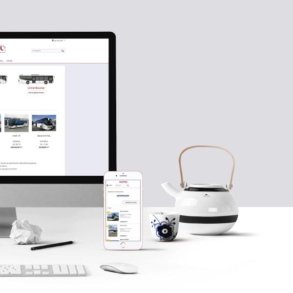 mr. pixel KG | Buspool Webshop