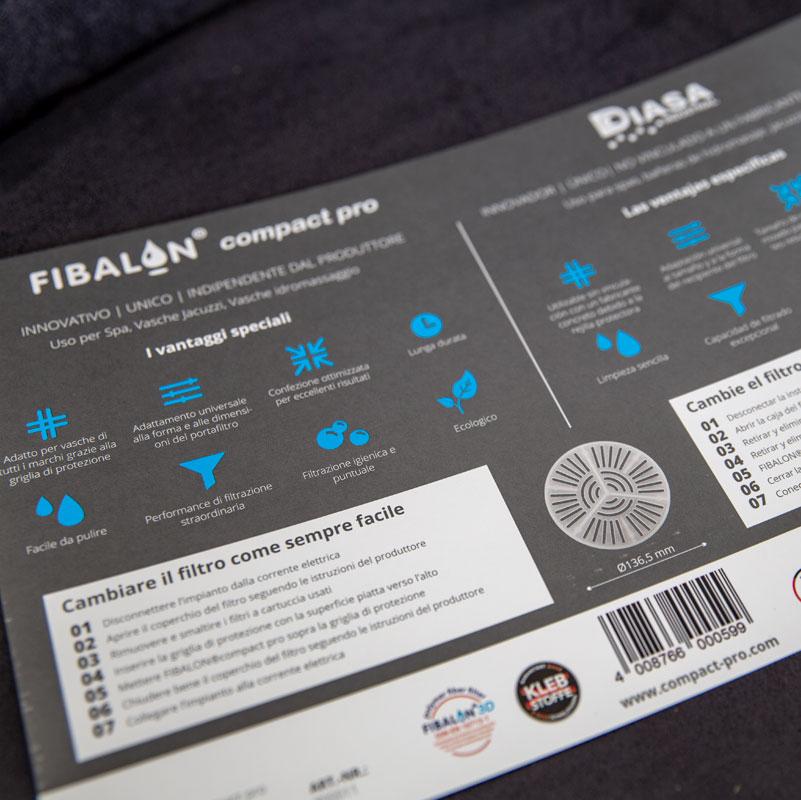 Fibalon |Einleger
