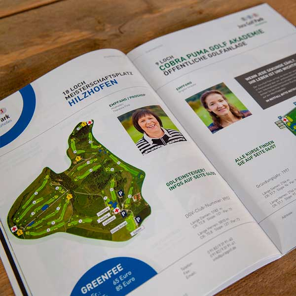 mr. pixel KG | Jura Golf Park Magazin | Karte