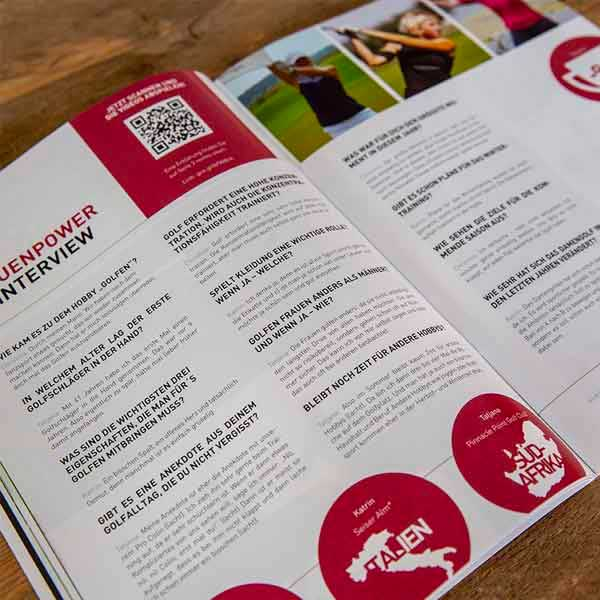 mr. pixel KG | Jura Golf Park Magazin | QR Code