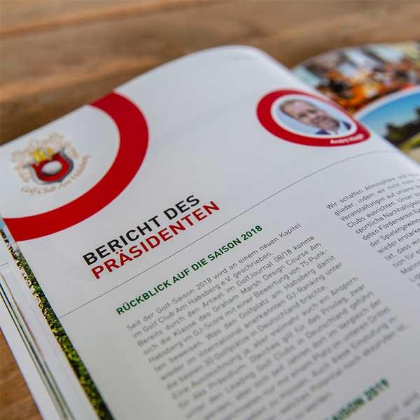 mr. pixel KG | Jura Golf Park Magazin | Bericht