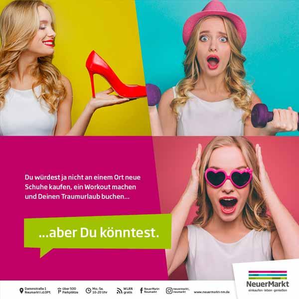 mr. pixel KG | Neuer Markt | Anzeige