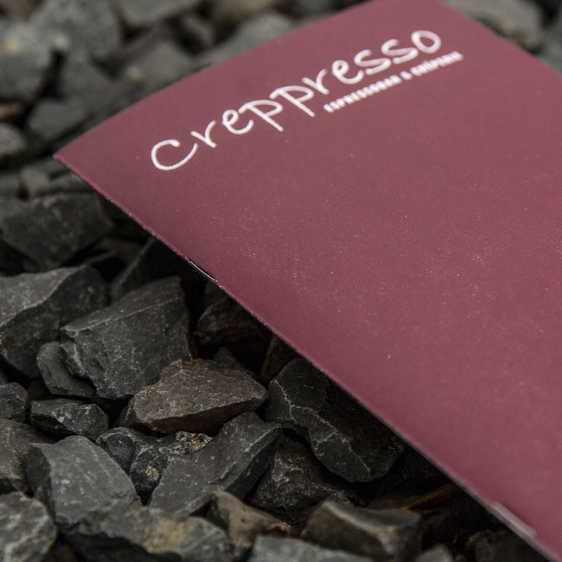 Creppresso | Speisekarte links