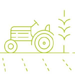 mr. pixel KG | Versicherung Wedinger | Icon Traktor