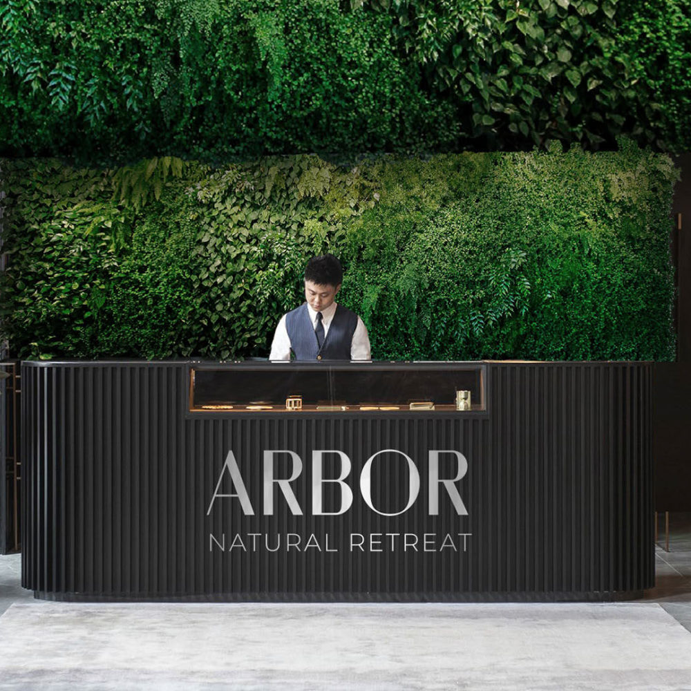 ARBOR Hotelkonzept Wettbewerb