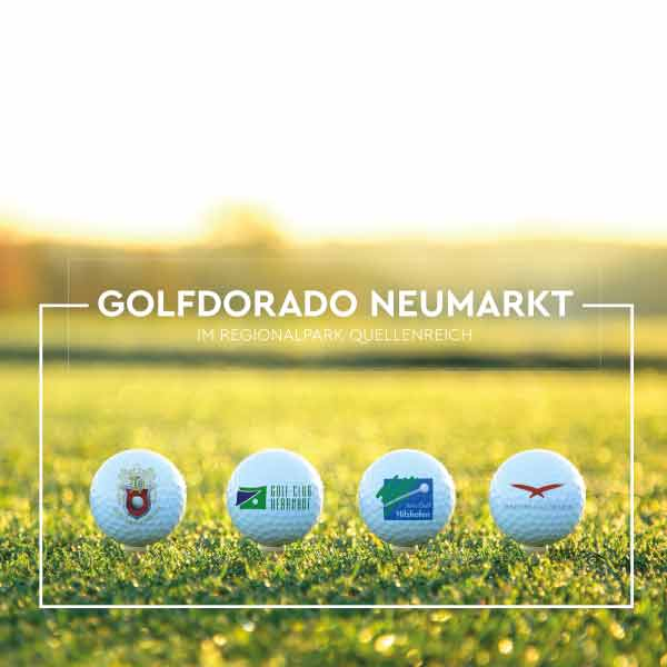 mr. pixel KG | Golfdorado Neumarkt | Golfball