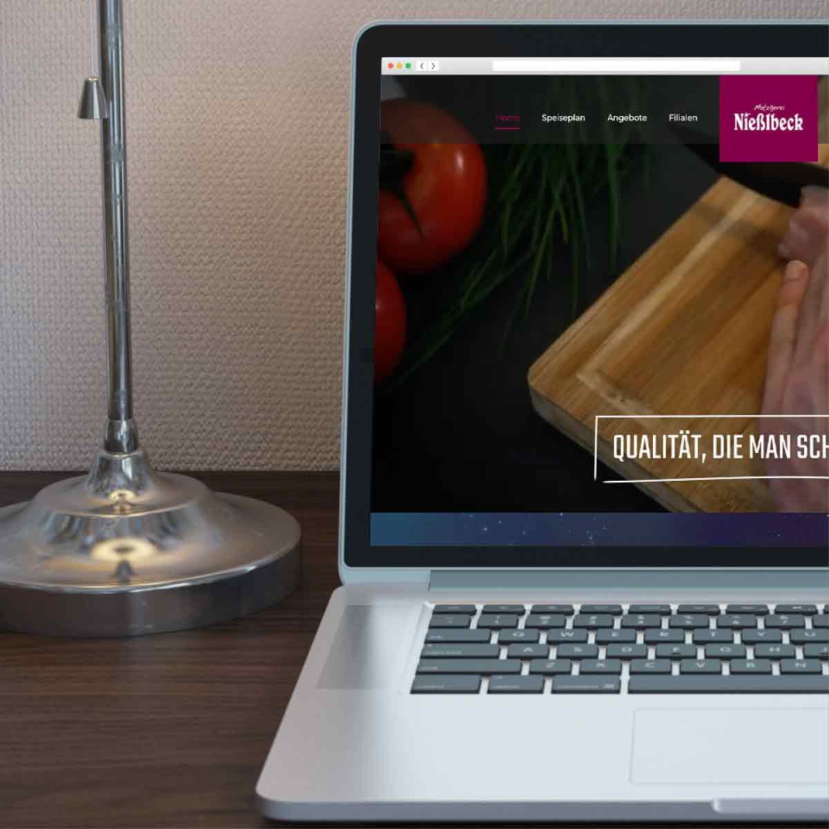mr. pixel KG | Metzgerei Nießlbeck | Startseite Video