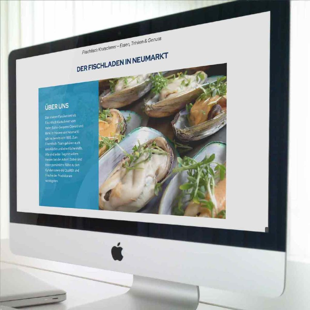 Frischfisch-Kratschmer-Muscheln