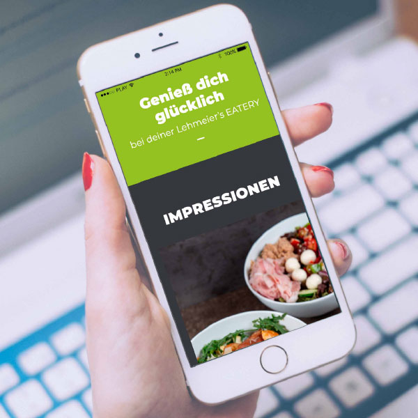 mr. pixel KG | Eatery-responsiv