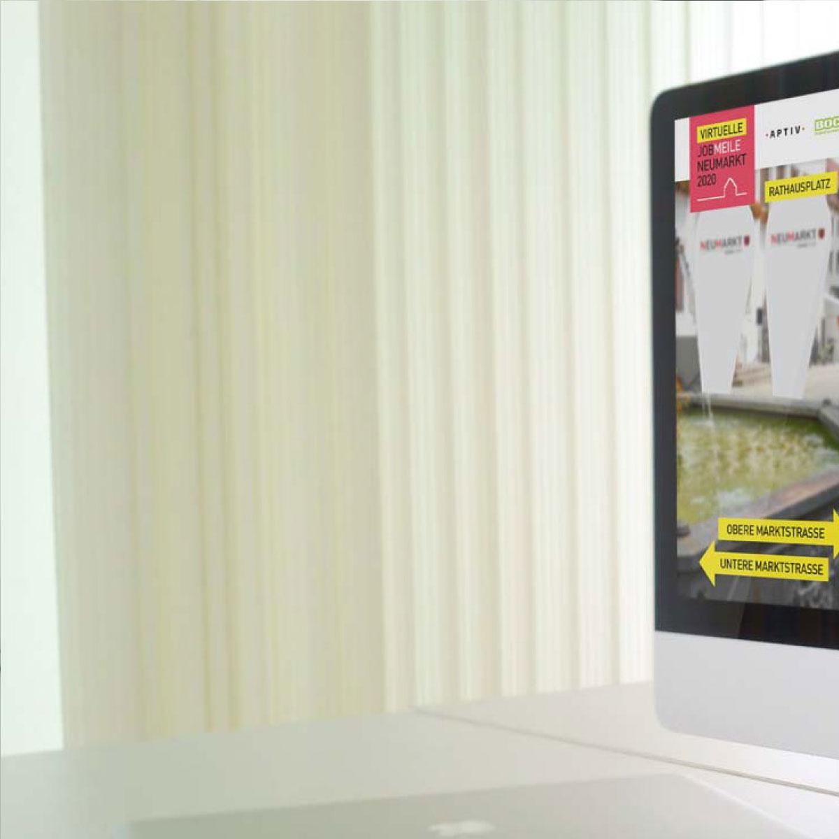 mr. pixel KG | Virtuelle Jobmeile Startseite