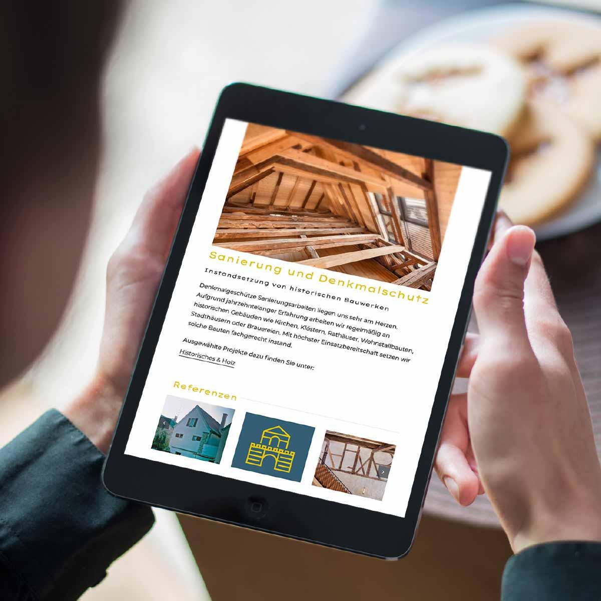 mr. pixel KG | Bogner-Holzbau-Sanierung