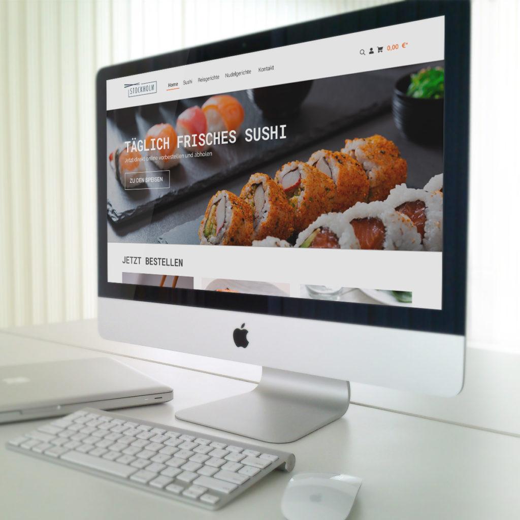 mr. pixel KG | Gastro Bestellsystem Webshop