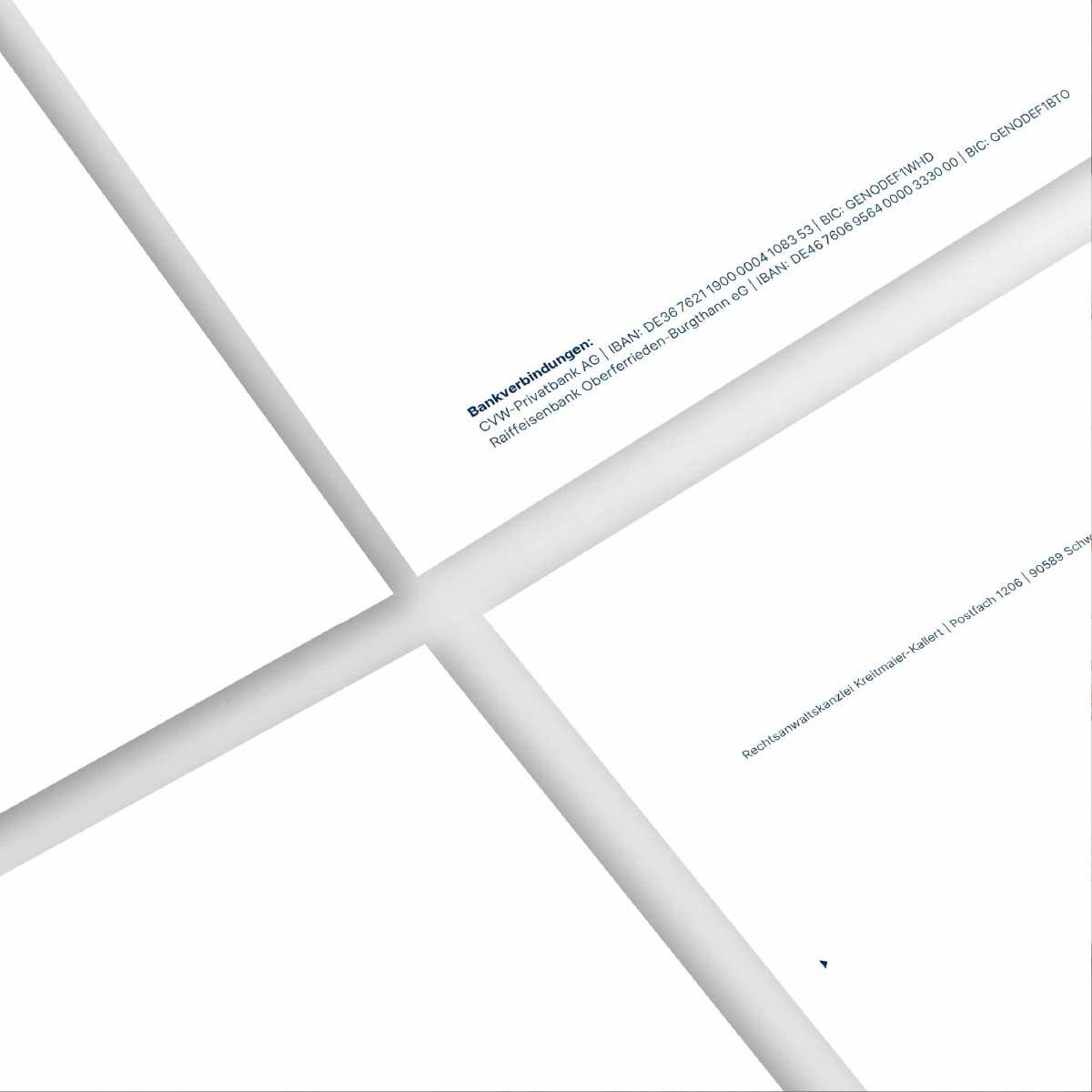 mr. pixel KG | Kreitmaier-Kallert-Briefbogen