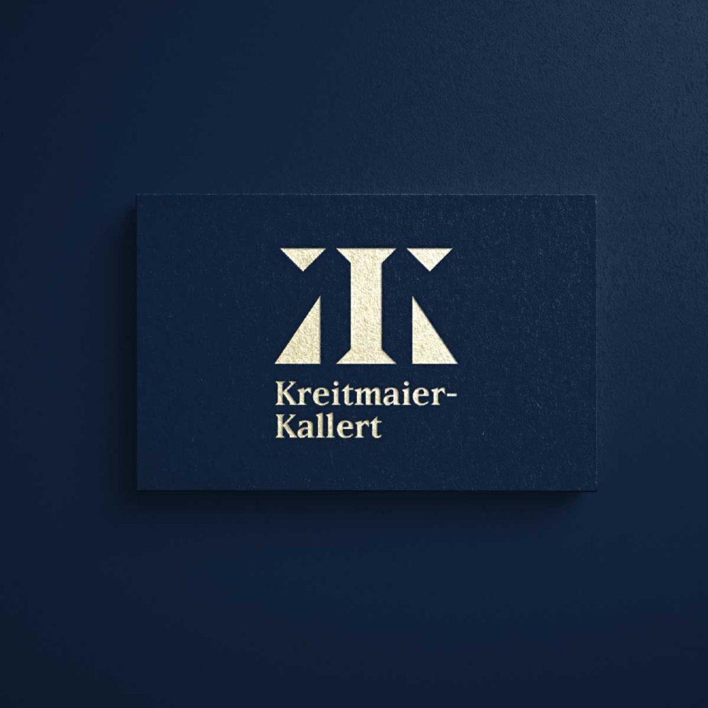 mr. pixel KG   Kreitmaier-Kallert-Logo-Gold
