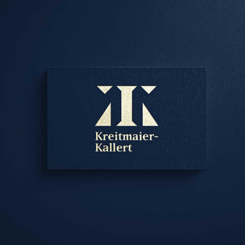 mr. pixel KG | Kreitmaier-Kallert-Logo-Gold