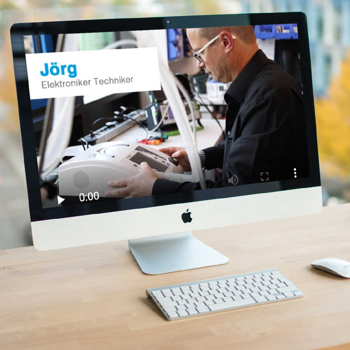 mr. pixel KG | Hans Mueller Video Elektroniker