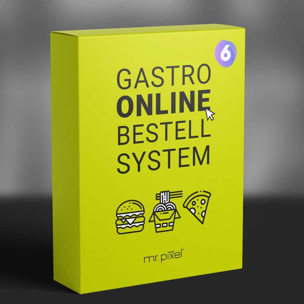 mr. pixel Gastro Online Bestellsystem