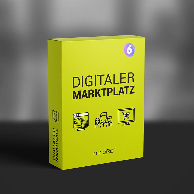 mr. pixel KG | Digitaler Marktplatz