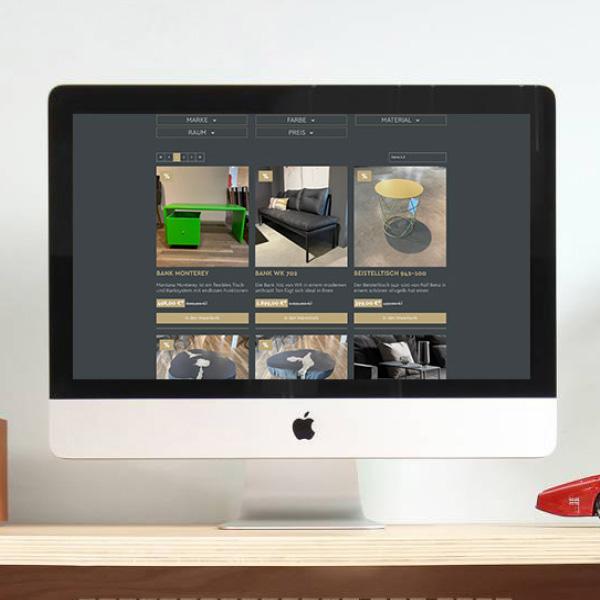 mr. pixel KG | Einrichtung Proebster Webshop